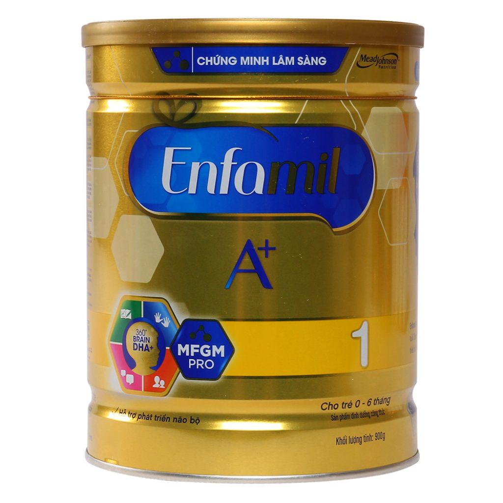 Sữa Enfamil số 1
