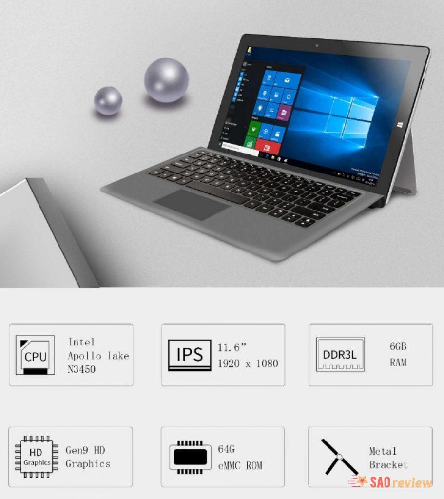Jumper EZpad6 Pro
