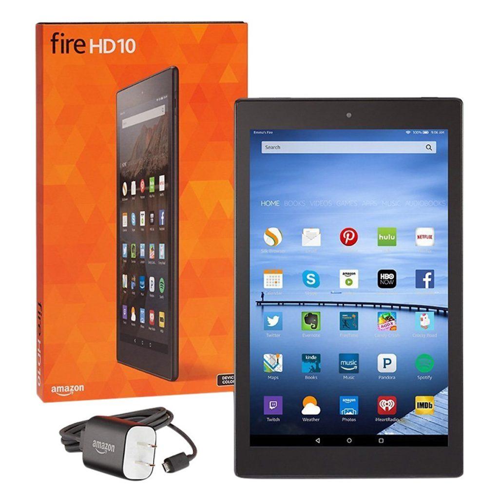 Máy đọc sách Kindle Fire HD 10