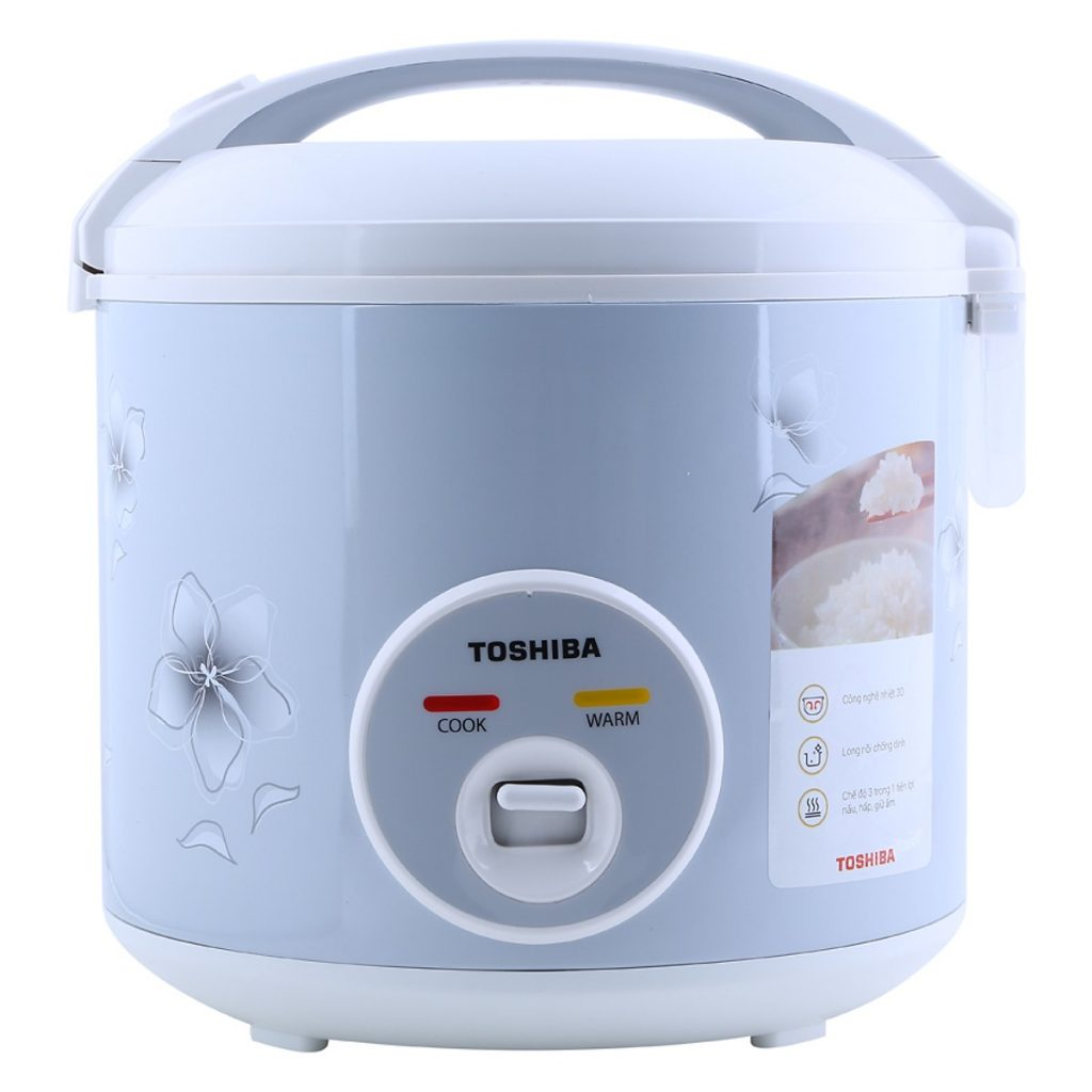 Nồi cơm điện Toshiba RC-18JFM(H)VN 1.8L