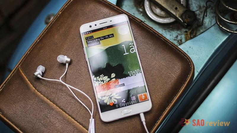 Oppo F3 là một trong những điện thoại Oppo mới nhất hiện nay