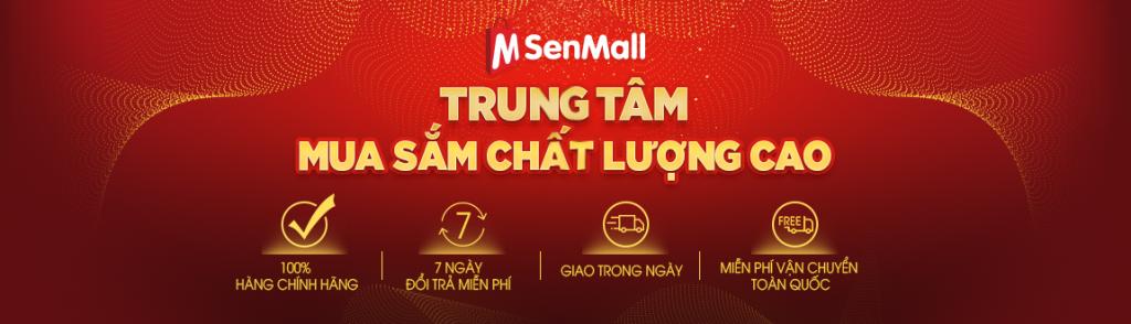 SenMall - Trung tâm mua sắm chất lượng cao của Sendo