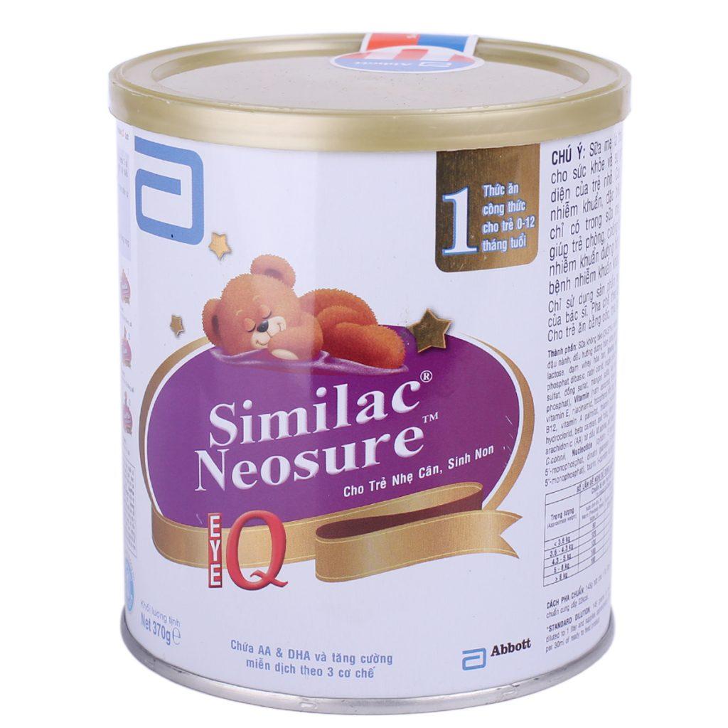 Sữa Similac Neosure 1