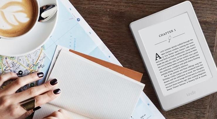 tablet giá rẻ dưới 4 triệu kindle paper white