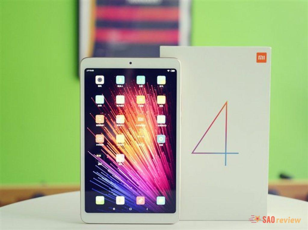 Xiaomi Mi Pad 4 có cấu hình khá tốt