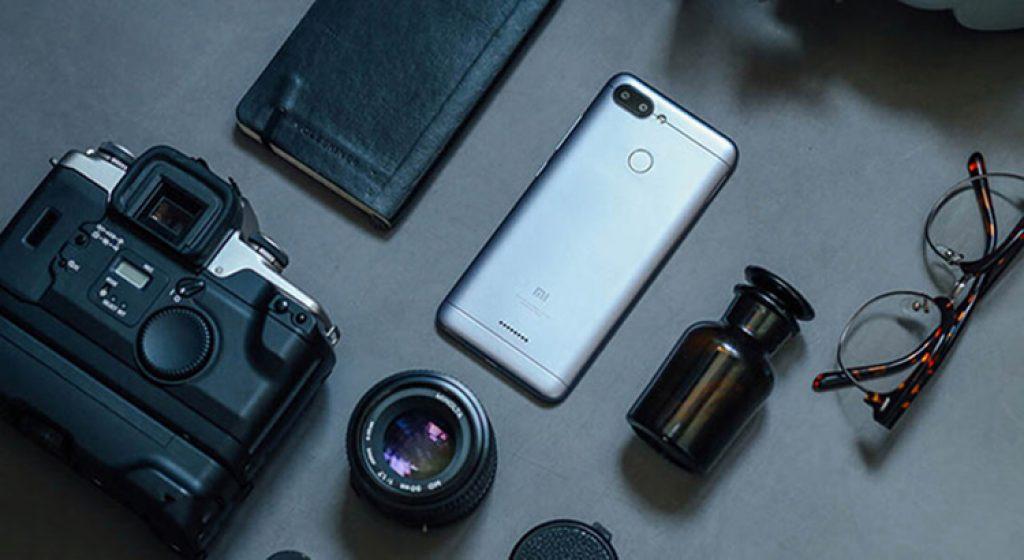 Xiaomi Redmi 6A có thiết kế vô cùng tinh tế