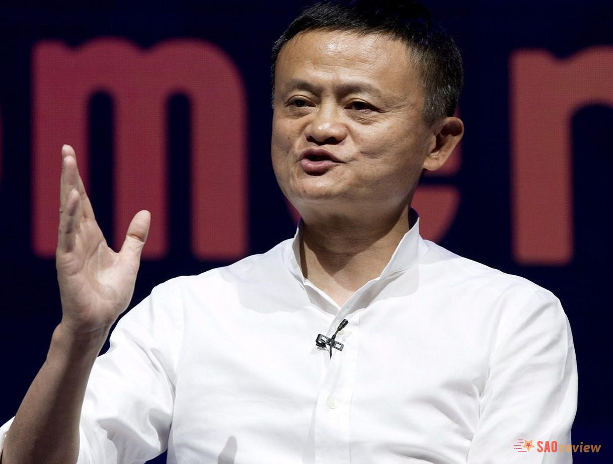 Tỷ phú Jack Ma
