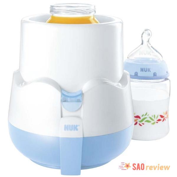 Máy Hâm Sữa Bằng Điện Nuk 256096