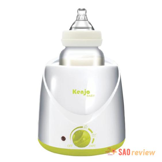 Máy Hâm Sữa Và Thức Ăn Kenjo KJ-08
