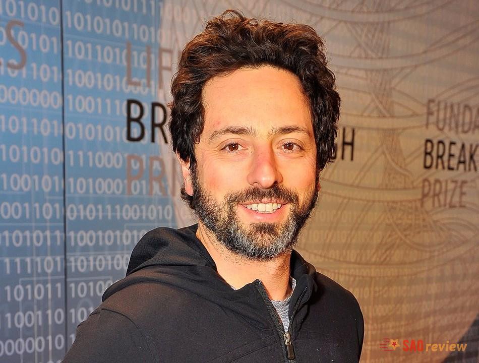 Tỷ phú Sergey Brin