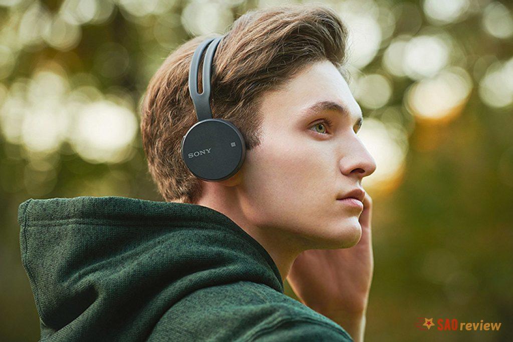 Tai Nghe Bluetooth Chụp Tai Sony WH-CH400