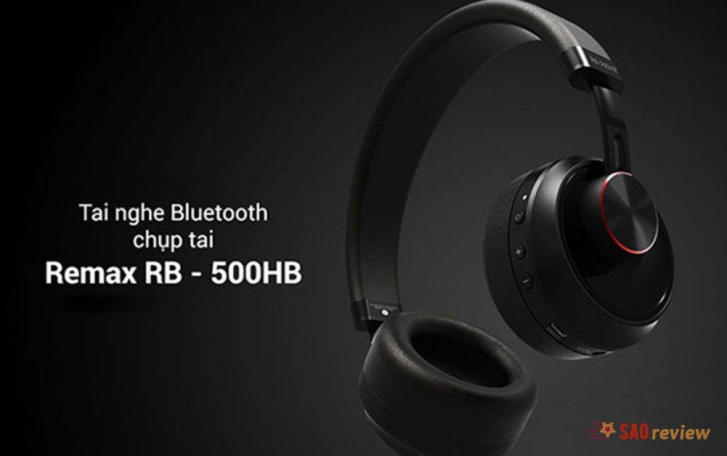 Tai Nghe Bluetooth Chụp Tai Remax RB - 500HB