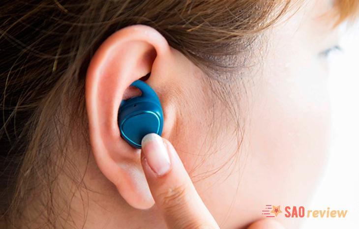 Kiểu tai nghe dạng hai tai độc lập