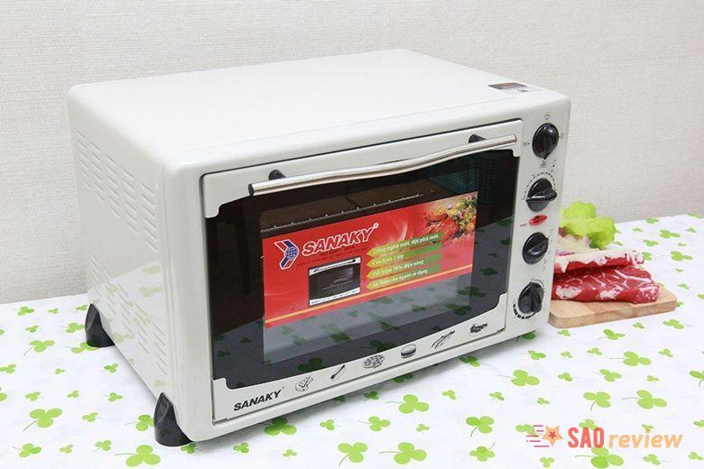 Lò Nướng Sanaky VH-359B 35L