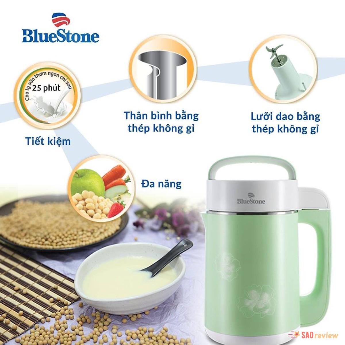 Máy Làm Sữa Đậu Nành Bluestone SMB-7326 1.2L