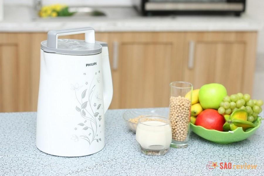 Máy làm sữa đậu nành Philips