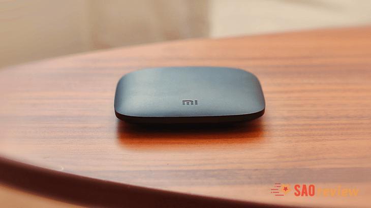Android TV Box Xiaomi Mibox 4K