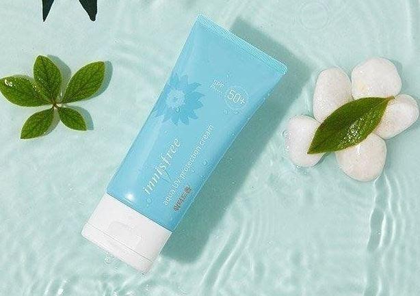 Innisfree Aqua UV Protection Cream Mineral Filter SPF 48 PA +++