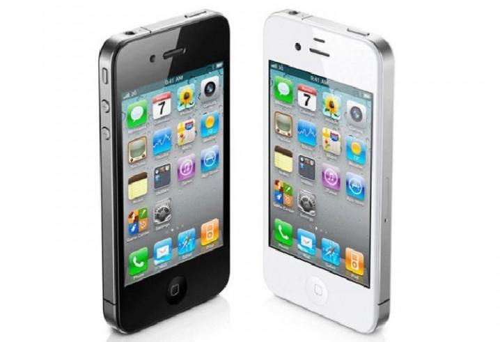 Điện thoại dưới 500 ngàn - iPhone 4 8GB