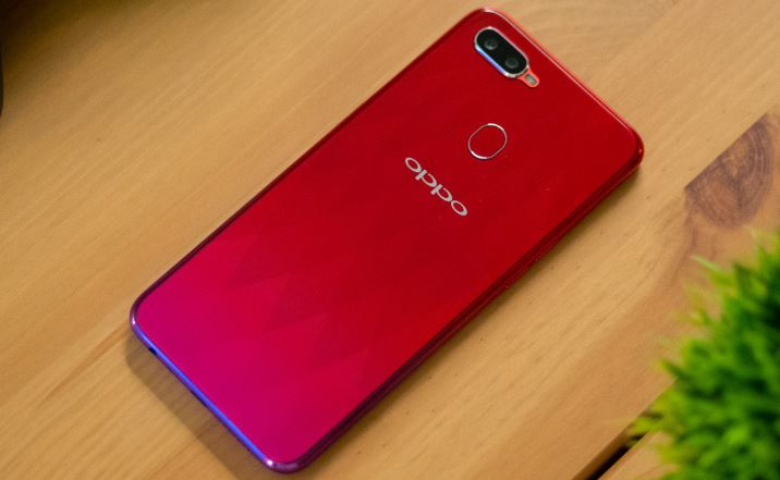 Điện thoại Oppo mới nhất OPPO F9