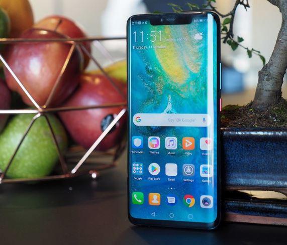 Điện thoại di động Huawei Mate 20 Pro