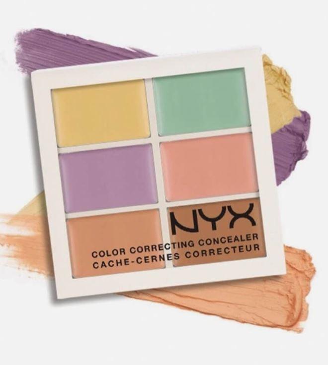 Kem che khuyết điểm N.Y.X Color Corr