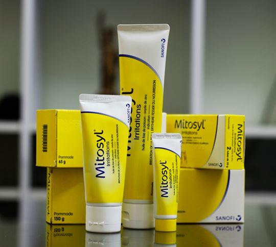 Kem trị sẹo Mitosyl