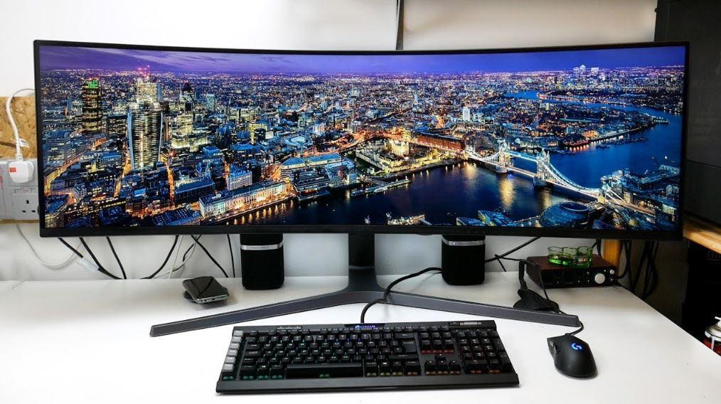 Samsung CHG90 - Màn hình 144Hz Ultrawide đỉnh của đỉnh