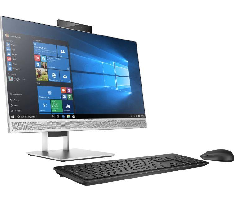 Máy tính liền màn hình có thiết kế chất lượng