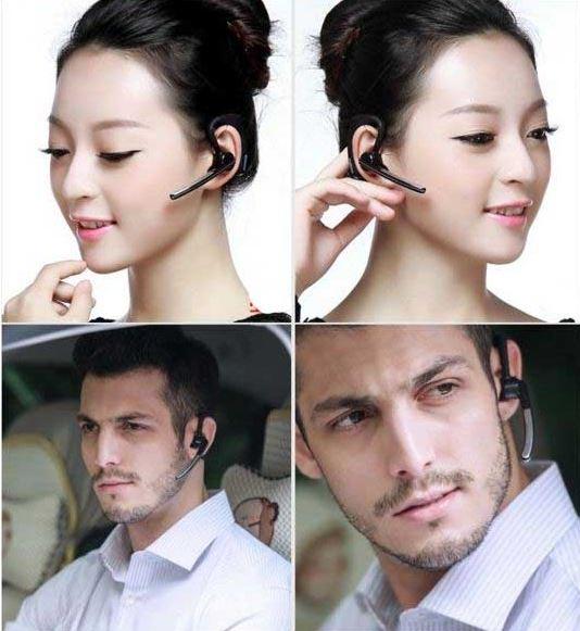 Tai Nghe Bluetooth pin trâu Keao V8