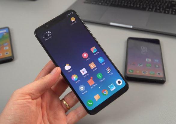 Điện thoại di động Xiaomi Mi 8